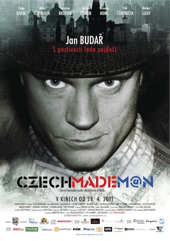 Czech Made Man - celý film zdarma !