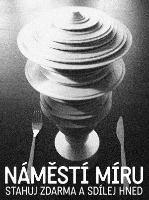 Album NÁMĚSTÍ MÍRU od rapera Bonuse zdarma!