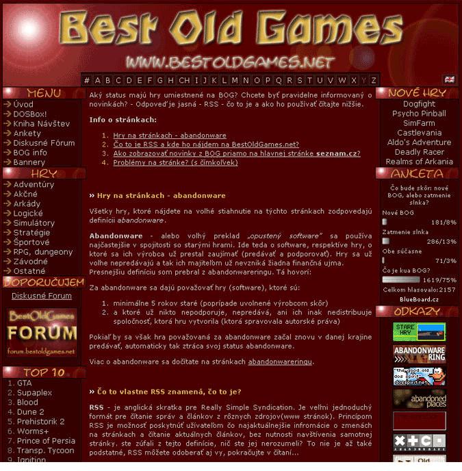 BestOldGames.net